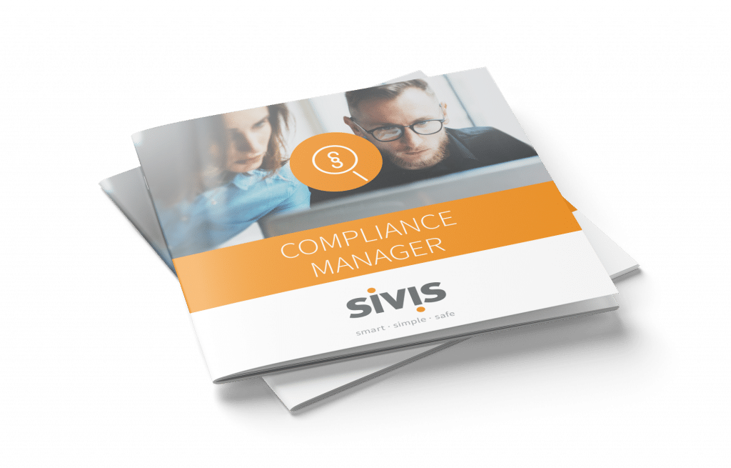 SIVIS Compliance Manager Flyer
