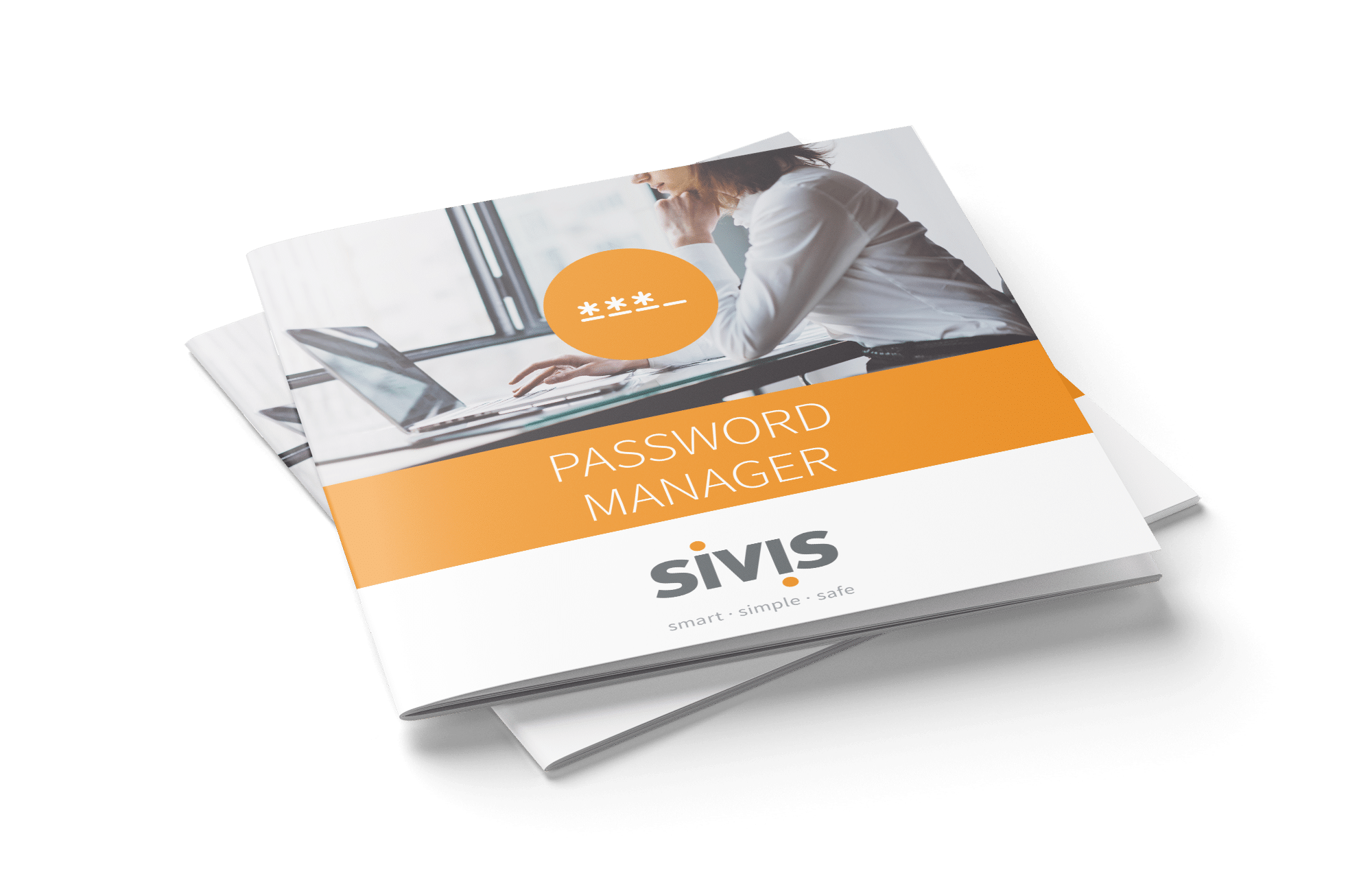 SIVIS Password Manager Flyer